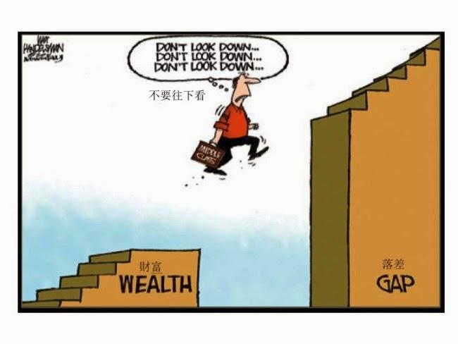 小心!現代的三大財富迷思