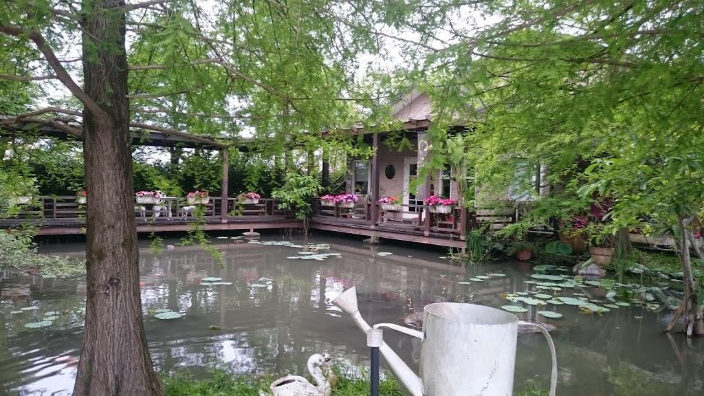 宜蘭冬山河親水公園**C'est Bon散步小河岸**精緻法式甜點**